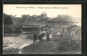 AK Duala, Village indigene