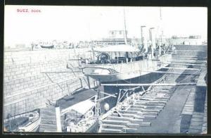 AK Suez, Dock