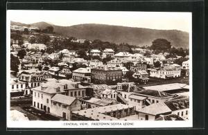 AK Freetown, Central View