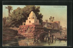 AK Kairo, Tomb of Schech Ababde