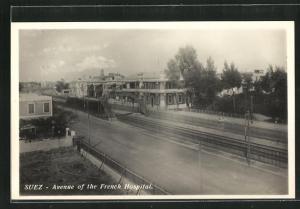 AK Suez, Avenue de l'Hopital Francais