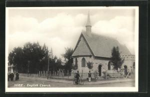 AK Suez, l'Eglise Anglaise