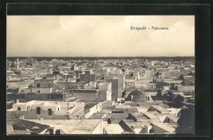 AK Tripoli, Gesamtansicht, Panorama