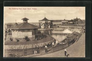 AK Durban, the Paddeling Pool at Ocean Beach