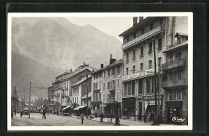 AK Modane, Place de la Gare