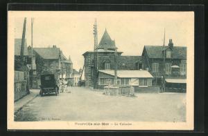 AK Pourville-sur-Mer, Le Calvaire