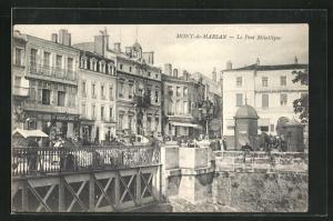 AK Mont-de-Marsan, Le Pont Metallique