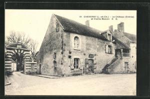 AK Cheverny, Le Chateau et Vieille Maison