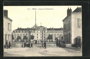 AK Blois, Caserne d'Infanterie