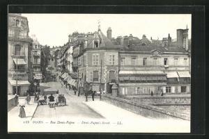 AK Blois, Rue Denis-Papin