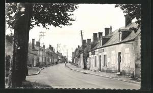 AK St-Martin-d'Abbat, La Grande Rue