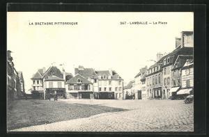 AK Lamballe, La Place