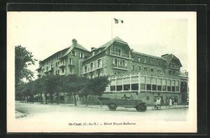 AK Saint-Cast, Hotel Royal-Bellevue