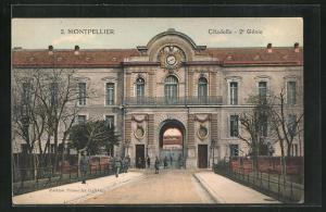 AK Montpellier, Citadelle, 2. Genie