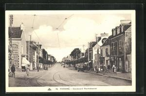 AK Parame, Boulevard Rochebonne