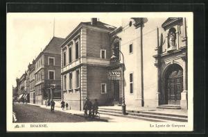 AK Roanne, Le Lycee de Garcons