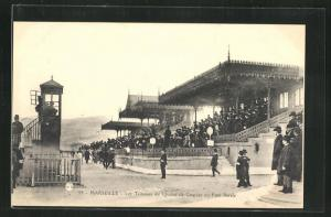 AK Marseille, Les Tribunes du Champ de Courses au Parc Borely