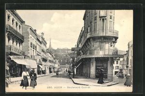 AK Agen, Boulevard Cernot