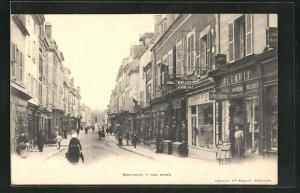 AK Montargis, Rue Dorée