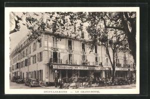 AK Digne-Les-Bains, Le Grand Hotel