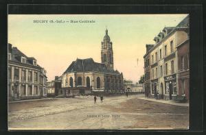 AK Buchy, Rue Centrale