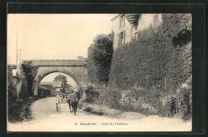 AK Domfront, Pont du Chateau
