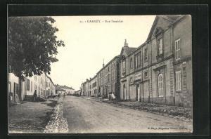 AK Darney, Rue Stanislas