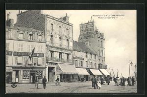 AK Cherbourg, Place Alexandre III