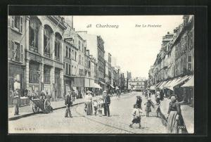 AK Cherbourg, Rue La Fontaine