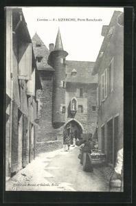 AK Uzerche, Porte Barachaude