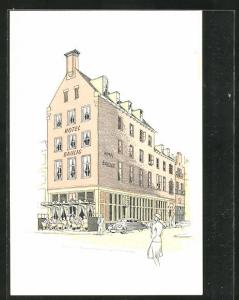 AK Groningen, Hotel Baulig