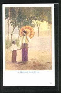 AK Burma, A Mandalay Belle