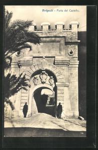AK Tripoli, Porta del Castello