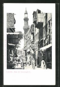AK Caire, Rue de Souroughich