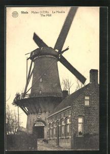 AK Sluis, Molen, Windmühle