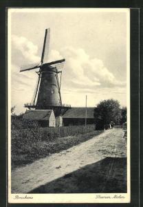 AK Breskens, Steenen Molen, Windmühle