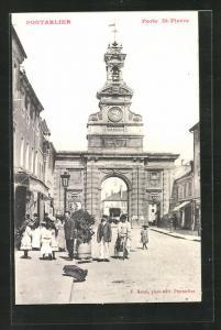 AK Pontarlier, Porte Saint Pierre