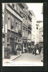 AK Saint-Malo, Maison de Duguay-Trouin