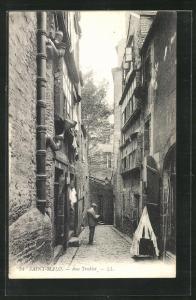 AK Saint-Malo, Rue Trublet