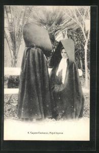 AK Fayal / Acores, Capote-Costumes