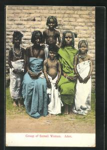 AK Aden, Group of Somali Women