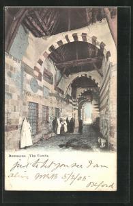 AK Damascus, The Tombs