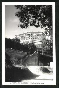 AK Viana do Castelo, Hotel de Santa Luzia