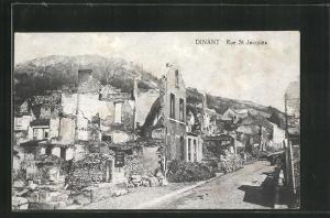 AK Dinant, Rue St. Jacques