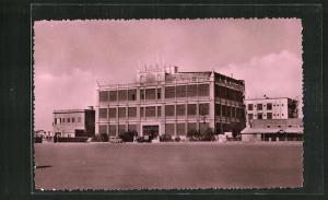 AK Aden, Crescent Hotel