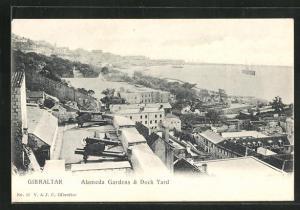 AK Gibraltar, Alameda Gardens & Dock Yard