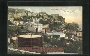 AK Gibraltar, Gas Works