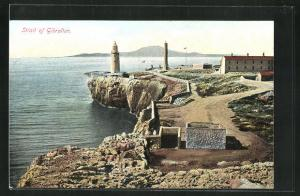 AK Gibraltar, Strait