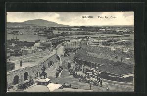 AK Gibraltar, Water Port Gates