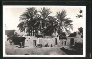 AK Karnak, Native Village